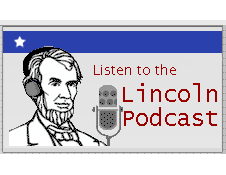 Listen to the Abraham Lincoln podcast