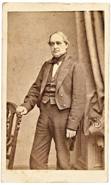 Abraham Lincoln And Hannibal Hamlin