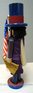 Steinbach nutcracker Abe Lincoln
